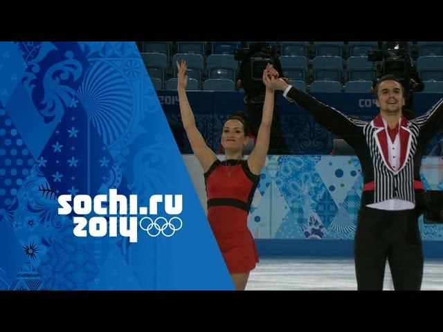 Team Figure Skating - Pairs' Free Program | Sochi 2014 Winter Olympics