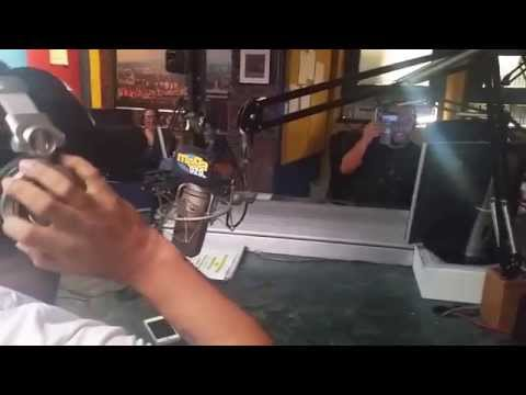 ENTREVISTA  DON MIGUELO MEGA97 ALEX SENSATION 2014