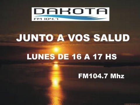 JUNTO A VOS SALUD EN RADIO DAKOTA SETIEMBRE 23