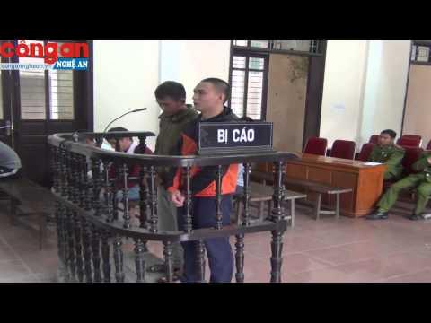 Ổ nhóm chuyên trộm các mặt kính ô tô lĩnh án tù