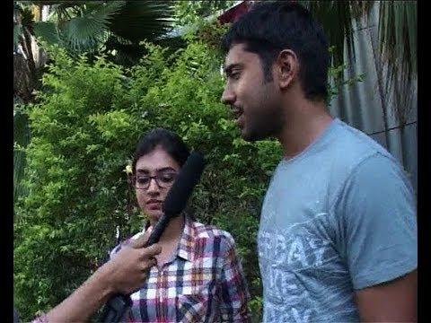 Nivin Pauly and Nazriya actors/ mollywood  in Chennai