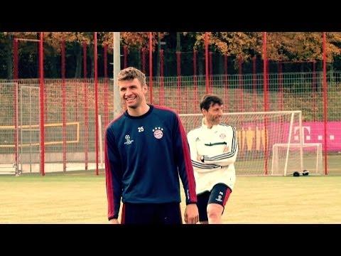 Louis van Gaal mit Thomas Müller in die Premier League?   Vom FC Bayern München zu Manchester United