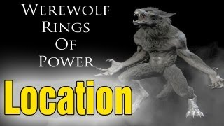 Skyrim Dragonborn DLC: How To Get All Werewolf Rings Of