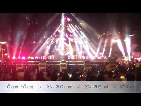 Nắng ấm xa dần (Live) Sơn Tùng MTP countdown 2017 phố đi bộ Nguyễn Huệ