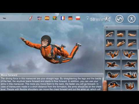 Skydive Student mobile app