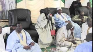 Visite de Serigne Bassirou Abdou Khadre chez Cheikh Béthio à Touba Ndiouroul