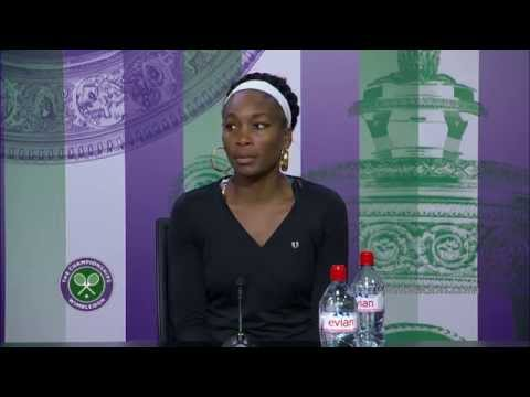 Venus Williams 'I did the best I could' - Wimbledon 2014