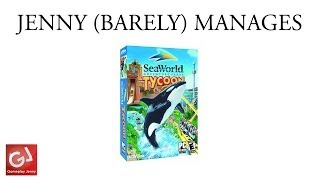 Jenny (Barely) Manages: SeaWorld