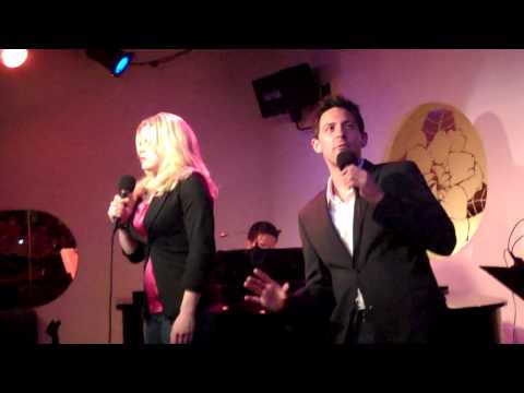 Megan Hilty and Steve Kazee sing Fine by Adam Gwon