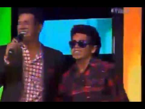 Bruno Mars - The Lazy Song en Yo Me llamo #ecuador 2nda temporada, gala 2