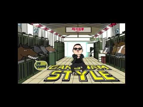 10 Hour : PSY - Gangnam Style