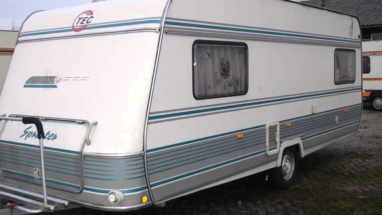 Caravan Met Kinderkamer : Caravan te koop tec tk kinderkamer met ...