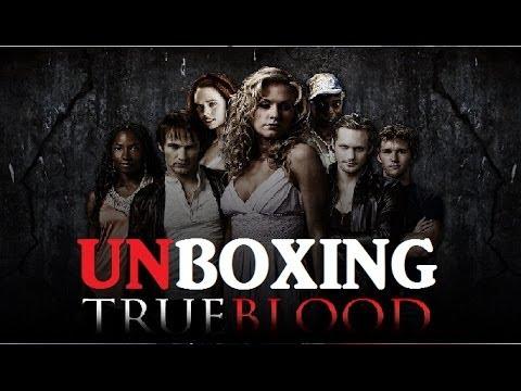 True Blood season 6 UNBOXING