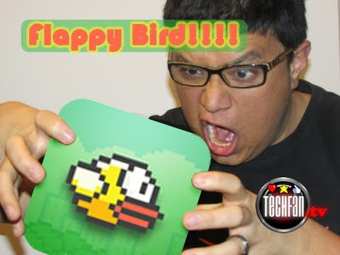 Flappy Bird Review - AWESOME GAME!!!