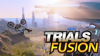 Trials Fusion (w/ Facecam!) - It's Finally Here!