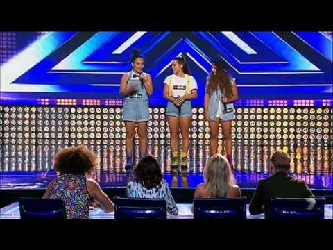BEATZ: Hollaback Girl (Gwen Stefani Cover) on X Factor Australia 2014 (HQ)