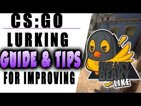 LURKING TIPS AND GUIDE IN CS:GO