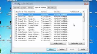 Como Acceder A La Configuracion De Windows 7 Con Msconfig