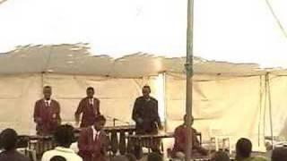 Prince Edward High School Marimba Band