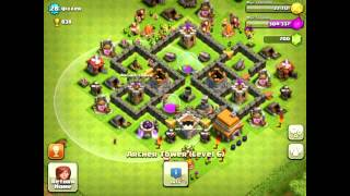 Clash Of Clans: Best Town Hall 5 Farming Base Layout
