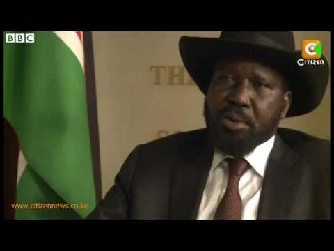 Peace Talks Start in S.Sudan