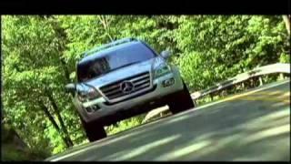 Einige Ausstattungsoption der Mercedes-Benz GL-Klasse in Bewegtbild videos