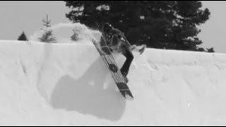 Triple Cork in a Halfpipe - Shaun White