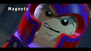 LEGO Marvel Super Heroes 100% Walkthrough Part 4 Rock Up