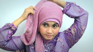 Hijab Tutorial Kebaya Modern/Graduation Day