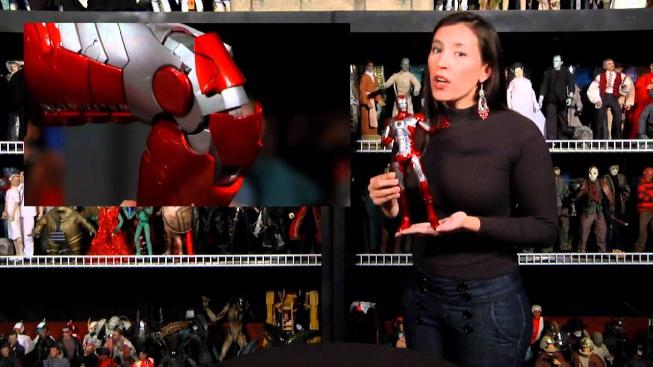 Coolest Man Toys : Hot toys iron man mark v mms chix cool toy