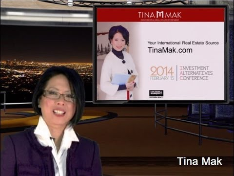 Tina Mak, Describes (Mandarin) Investment Alternative Conference Feb 15, 2014 in Vancouver