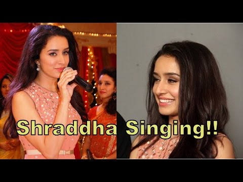 Shraddha Kapoor Forced To Sing Teri Galliyan On Sets Of Kumkum Bhagya