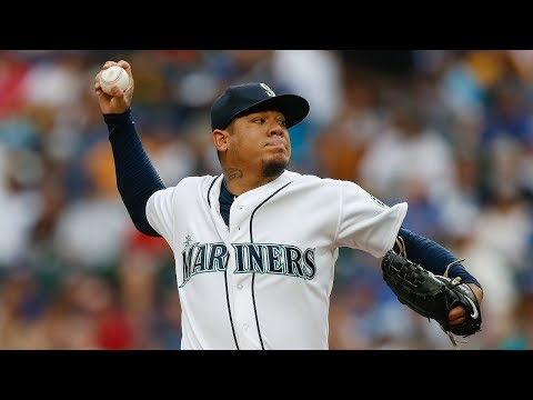 Felix Hernandez 2013 Highlights