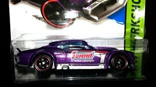 Hot Wheels 2014 USA G Case Unboxing With The Chevelle