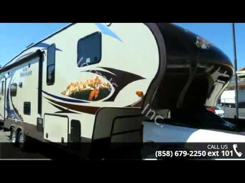 2014 Northwood Fox Mountain 285RLS  - Norm's RV - Poway, CA