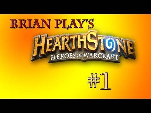 Lets play Hearthstone #1 -