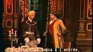 TOSCA - GIACOMO PUCCINI - 1980 ( NICE )