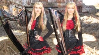IRON MAIDEN Fear Of The Dark (Harp Twins Electric