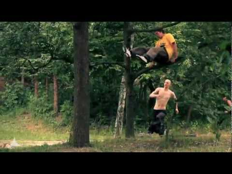 Parkour and Freerunning - Devils Forrest(InMotion)