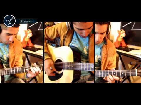 Piratas del Caribe Guitarra Cover Acustico (HD)