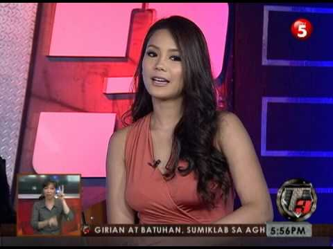 News5E | RITZ AZUL NAKIPAG-KULITAN KINA RAFFY AT BEN TULFO | JULY 1, 2013 T3