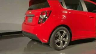 Chevrolet Aveo O Sonic RS 2013 Turbo