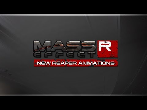 Mass Effect Reborn - New Reaper Animations ᴴᴰ