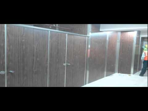 Toilet Cubicle System | Innovative Vastunirman Pvt. Ltd. | Pune