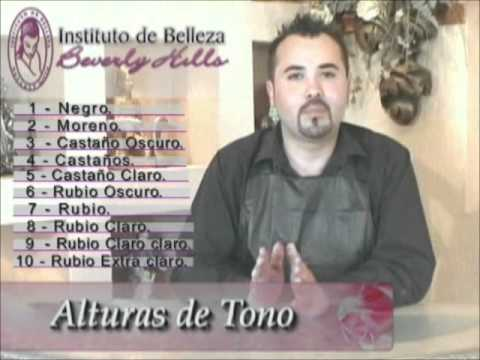 BELLEZA COLORIMETRIA profesor cesar amaral VIDEO 1