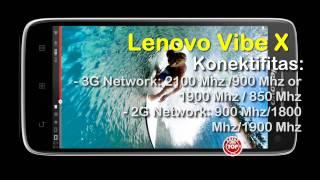 Lenovo Vibe X S960 Hp Android Kamera 13MP: Harga N Spek