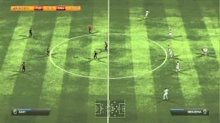 FIFA14 Final Copa Del Rey 2014 FC Barcelona Real