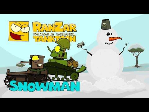 Tanktoon - Sněhulák