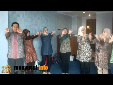lagu ice breaking PMBA Bandung - payudara besar kecil
