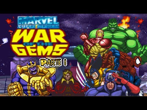 Spiderman vs Pie Grande? o.O | Marvel Super Heroes in War of the Gems Parte 1